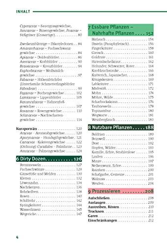 Pflanzliche Notnahrung: Survivalwissen für Extremsituationen - 5