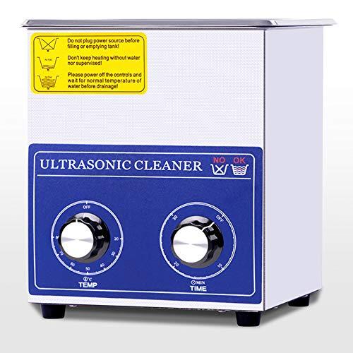 LZH CLEANER 2L 60W Professioneller Ultraschallreiniger Schmuck Reinigungsmaschine Reiniger Mit Heizung Zum Messing Brille Prothese Uhr