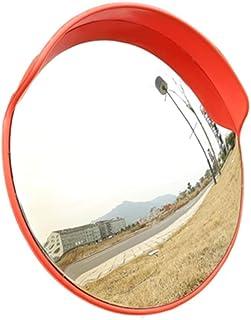 MIRROR Traffico Esterno Obiettivo Grandangolare Specchio Convesso Traffico Di Sicurezza Traffico Stradale Osservazione Grandangolare Specchio Stradale Segnale Di Svolta Specchio Antifurto,45 Centime