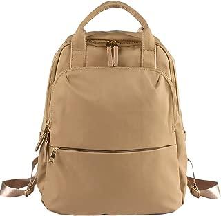 Jonathan Murra Women Backpack Waterproof Oxford Anti-Theft Rucksack Lightweight School College Bag
