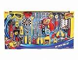 Disney Junior JPL38055 Mickey y el Roadster Racers Pit Crew Juego de Herramientas, Multicolor