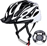 DesignSter Lightweight Helmet Road Bike Cycle Helmet Mens Women for Bike Riding Safety