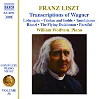 Transcriptions of Wagner