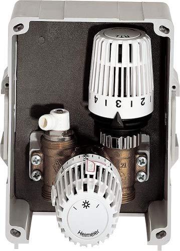 IMI Heimeier K-RTL Multibox UP-Einzelraumregelung mit Thermostatventil RTL Fußbodenheizung
