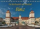 Ein Wochenende im Ostseebad Binz (Tischkalender 2022 DIN A5 quer)
