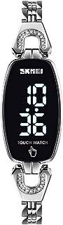 Top Brand Electronic Watch Womens Watches LED Touch Screen Women Digital Watches Waterproof Women Wristwatch Clock