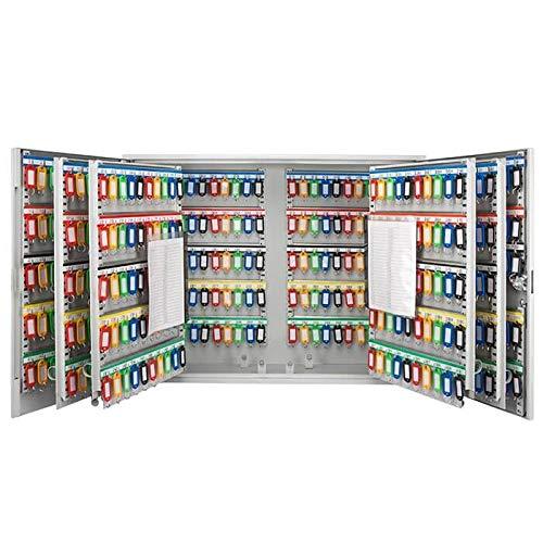 Barska Large Wall Mount Key Cabinet with Key Lock Box Safe (600 Position Key Cabinet)