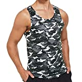 OGEENIER Men's Dry Fit Workout Tank...