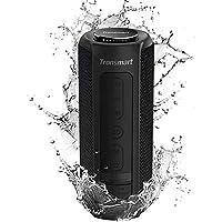 ♫ 40 Watt Subwoofer & IPX6 Waterproof ♫ Con l'esclusiva uscita ad alta potenza brevettata di Tronsmart SoundPulse™ 40W, il suono è frizzante e il basso è forte. In combinazione con il grado di impermeabilità di IPX6, esso si adatta a qualsiasi situaz...
