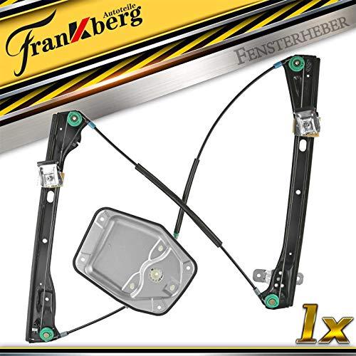 Fensterheber Elektrisch Ohne Motor Vorne Links für Golf Plus 5M1 521 Golf V 1K1 1K5 J-e-t-t-a III 1K2 2003-2010 1K5837461B