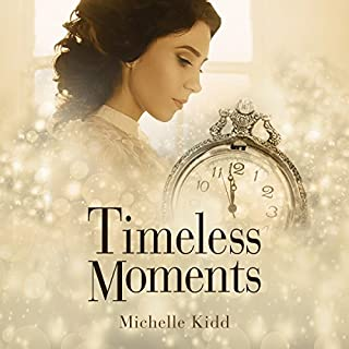 Timeless Moments audiobook cover art