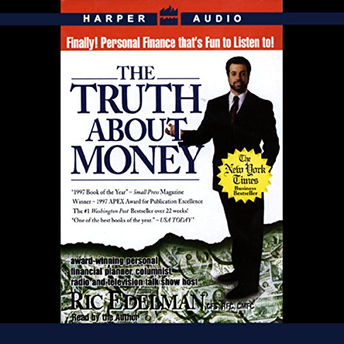 The Truth About Money audiobook cover art