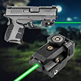 Best Airsoft Pistol With Lasers - Lasercross LS01G Magnetic Touch Charging Green Laser Sight,Ultra Review