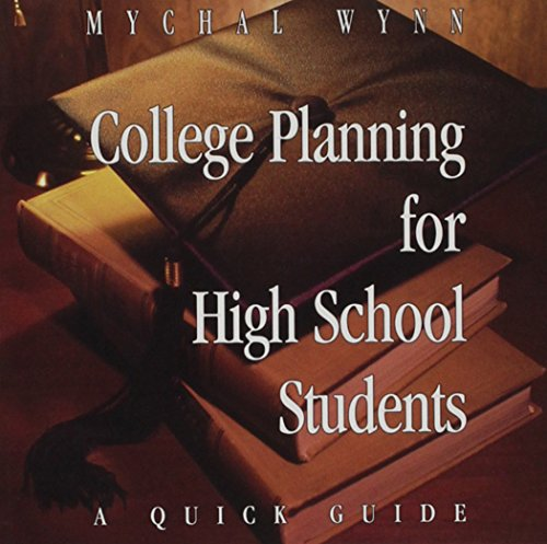 Title: College Planning for High School Students A Quick