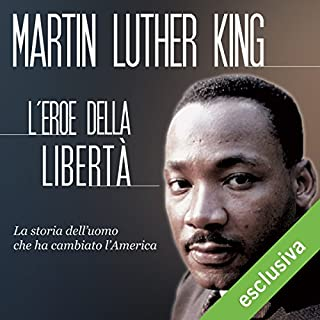 Martin Luther King copertina