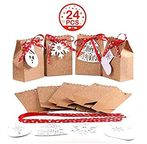 Cesto di Fiori Portatile Decorazione Scatola Fiore Artificiale Foglio Di Carta Da Regalo Confetti Regalo Matrimonio Compleanno Battesimo Natale 4 color