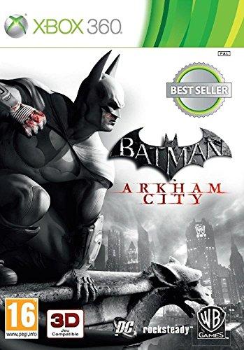 Microsoft - Batman Arkham City - classics Occasion [ XBOX 360 ] - 5051889302599