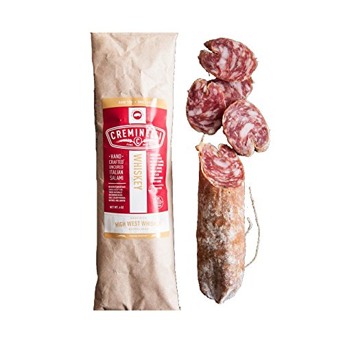 Special price Creminelli Fine Many popular brands Meats Salame 1 ct Whiskey