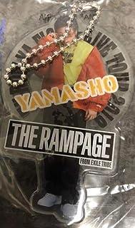 THE RAMPAGE 山本彰吾 フォトキーホルダー THROW YA FIST 2019