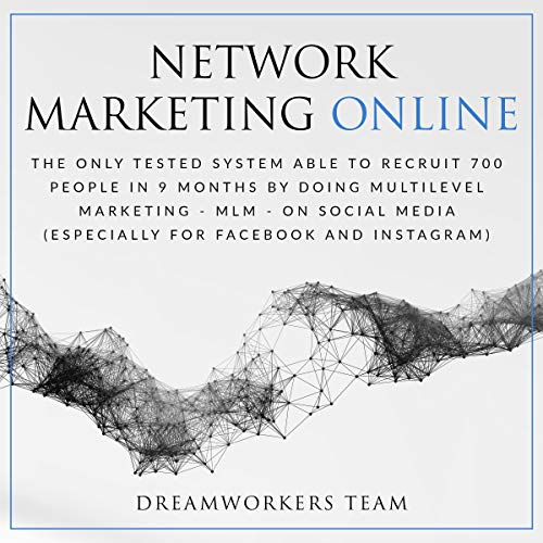 Network Marketing Online cover art