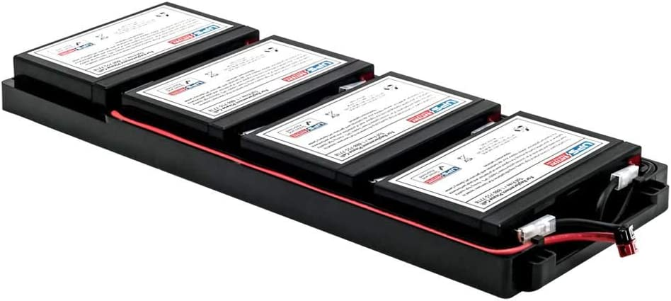 APC RBC34 Compatible Replacement Battery Pack by UPSBatteryCenter