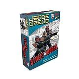 WarLord Judge Dredd Street Judges Figures for The Judge Dredd Miniatures Table Top War Game 652210107, Unpainted