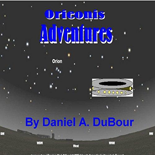 Orieonis Adventures cover art