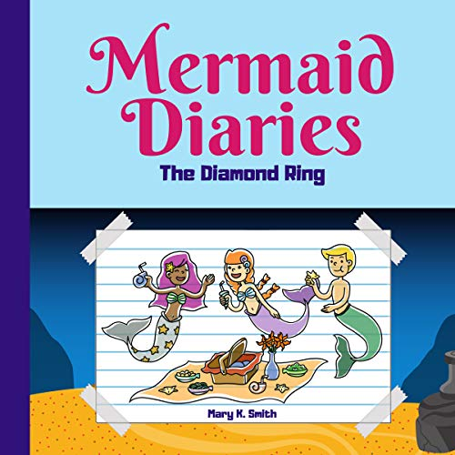 Mermaid Diaries: The Diamond Ring audiobook cover art