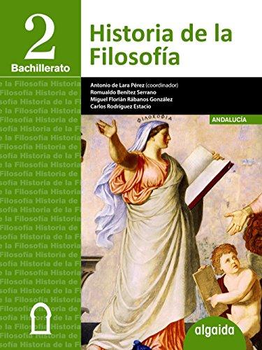 Historia de la Filosofía 2º Bachillerato - 9788490673683
