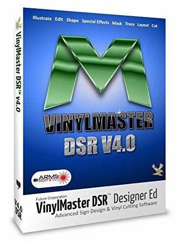Vinylmaster DSR Software di progettazione grafica avanzata per negozi di cartellonistica e cartellonistica