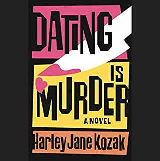 Dating Is Murder audiobook cover art