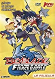 DVD BEYBLADE - THE MOVIE - FIERCE BATTLE