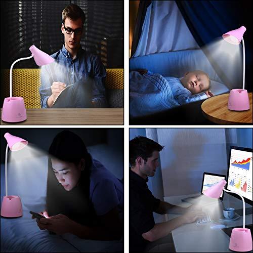 hctaw Lámparas de escritorio