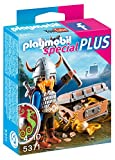 PLAYMOBIL with Treasure Especial Vikingo con Tesoro, Color, Miscelanea (5371)