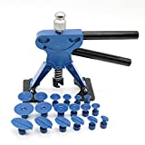 PDR Lifter Dent Repair Entnahme paintless Lifter Kleber Abzieher Tab Hagel Werkzeug Kits