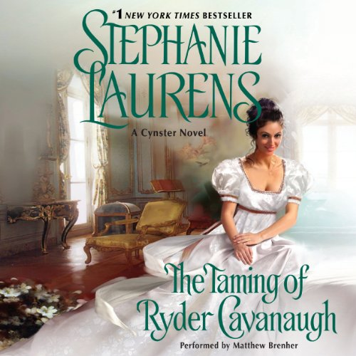 The Taming of Ryder Cavanaugh cover art