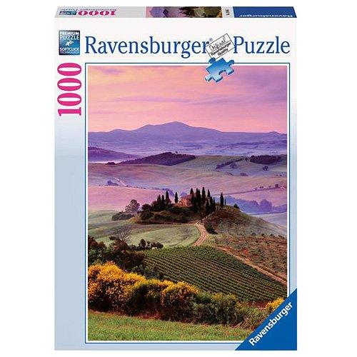 Ravensburger 19086 - Puzzle, Villa Toscana, 1000 Pezzi