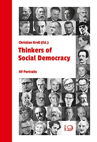 Thinkers of Social Democracy: 49 Portraits