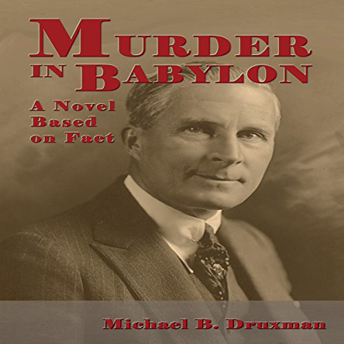 Murder in Babylon: A Novel Based on Fact cover art