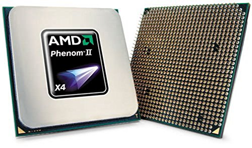 AMD Phenom II X4 840 HDX840WFK42GM Desktop OEM CPU 3,20 GHz 667 MHz