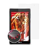 atFolix Schutzfolie kompatibel mit Asus ZenPad C 7.0 Z170CG Folie, entspiegelnde & Flexible FX Bildschirmschutzfolie (2X)