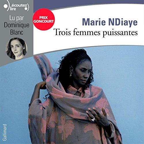 Trois femmes puissantes audiobook cover art