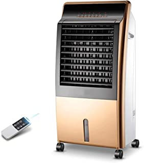 Ventilador de Aire Acondicionado Refrigerador Ventilador Individual Cuatro Estaciones Universal Cálido y frío Movimiento doméstico
