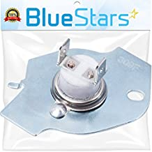 [Upgraded] 3977393 Dryer Thermal Fuse Replacement by Blue Stars – Exact Fit For Whirlpool & Kenmore Dryers - Replaces AP3094244 3399848 AH334299 279816VP