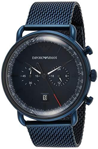 Emporio Armani Reloj Analógico para Hombre de Cuarzo AR11289
