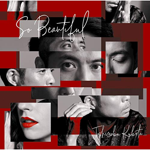 [Single]So Beautiful - 久保田利伸[FLAC + MP3]