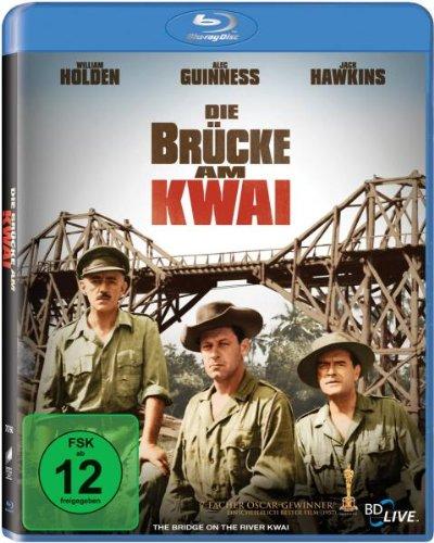 Die Brücke am Kwai [Blu-ray]
