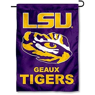 LSU Garden Flag and Yard Banner