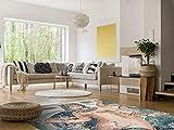 Alfombra Mosaico Mujer Romana Suelo Cocina PVC | 95 cm x 165 cm | Moqueta PVC | Suelo vinilico | Decoración del Hogar | Diseño Moderno, Original, Creativos