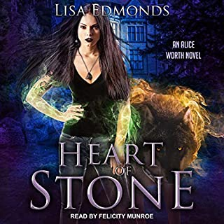 Heart of Stone audiobook cover art